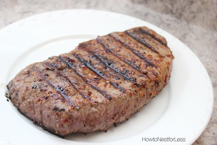 southwest grilled steak