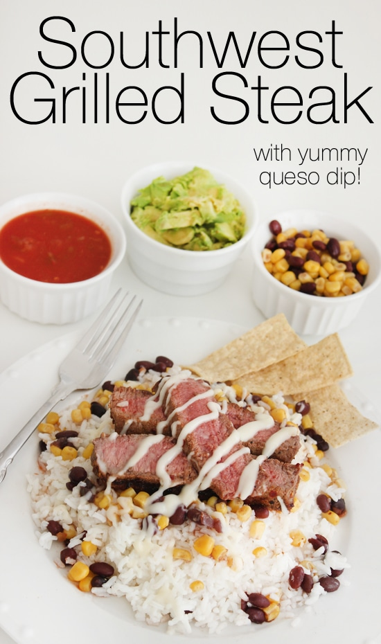Southwest grilled steak summer bbq favorite how to nest for less Sw meals