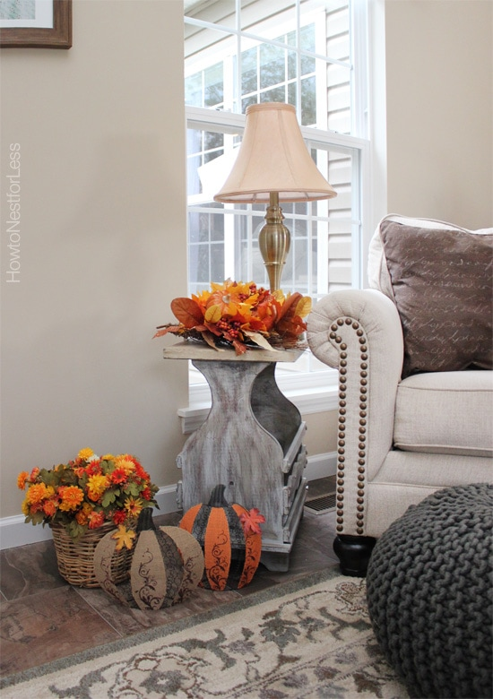 Fall Decor Pumpkins