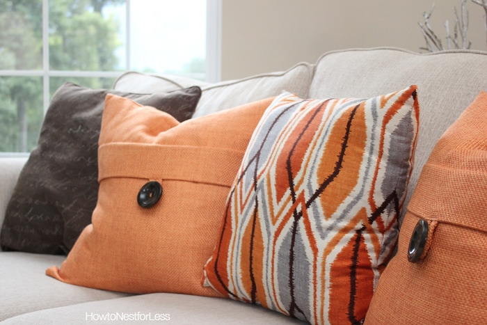 Fall Home Decor Pillows