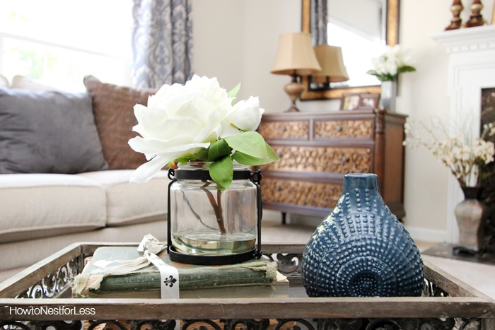 how to nest for less family room