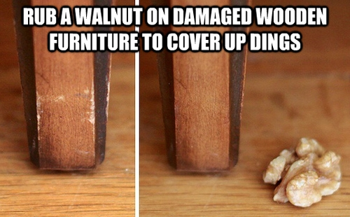 walnut life hack