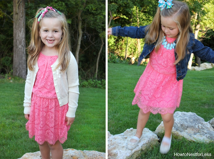 Kids Fall Fashion for Less + GIVEAWAY!