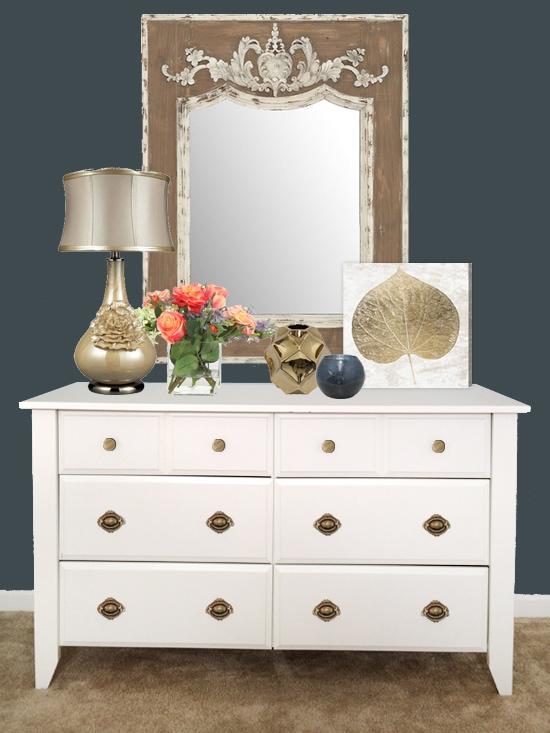 elegant dresser