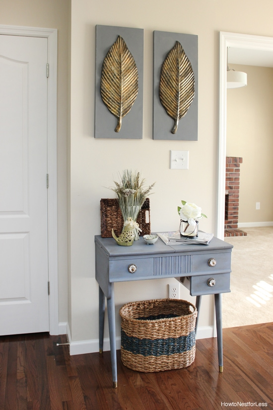 Old Violet Table Makeover How To Nest For Less