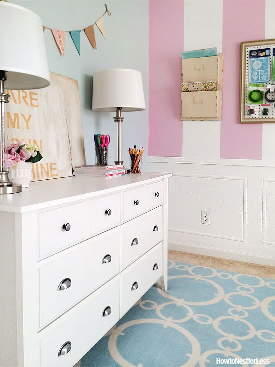 craft room makeover design