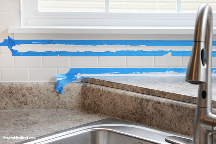 great tip for caulking