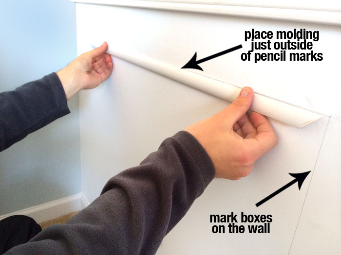 how to do picture frame moldings