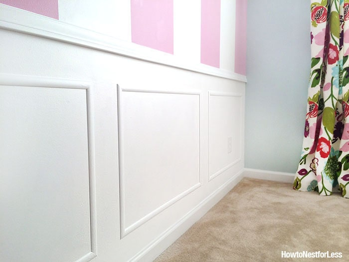 Picture Frame Moldings on a Budget
