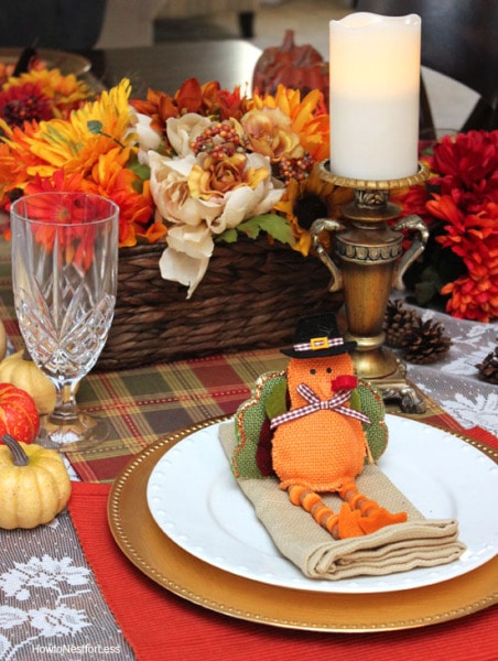Thanksgiving table setting ideas on a budget how to