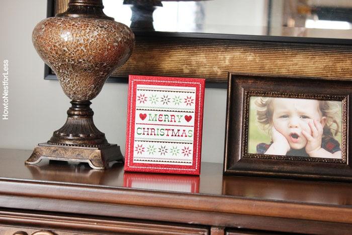 christmas family room ideas
