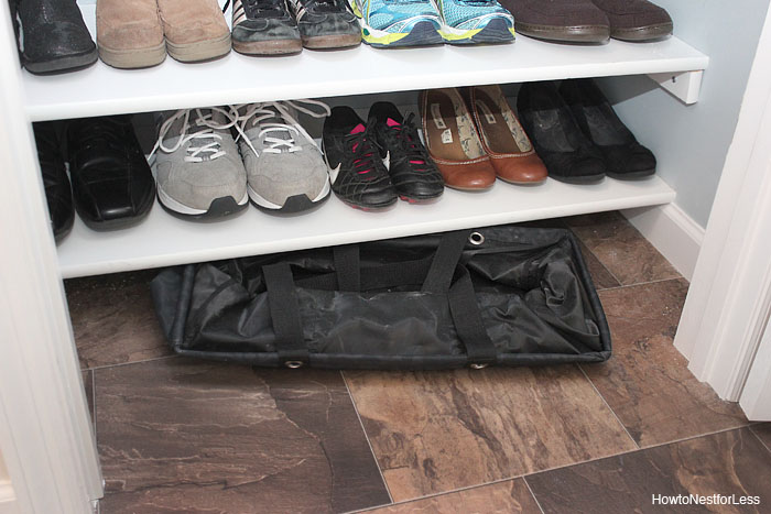 Genial Coat Closet DIY Makeover