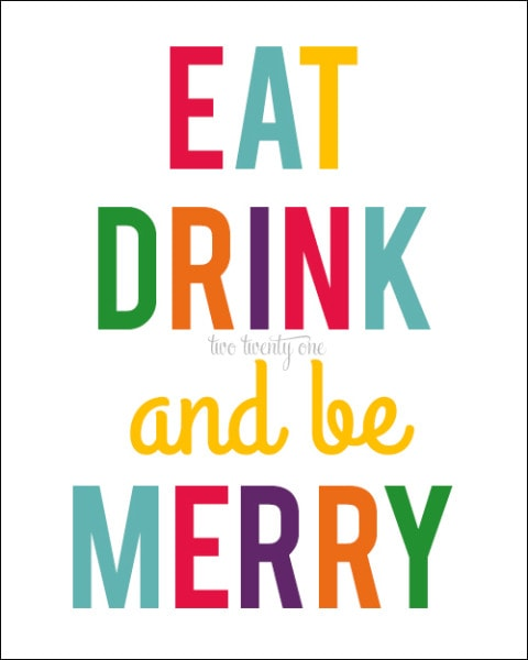 eat-drink-merry-multicolor