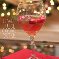 Jingle Juice Holiday Drink Recipe