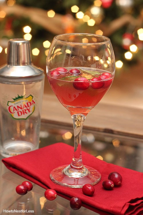 jingle juice holiday drink