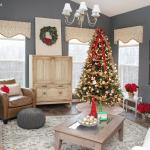 Christmas Sun Room