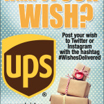 Holiday UPS #WishesDelivered