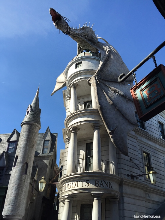gringotts bank in orlando