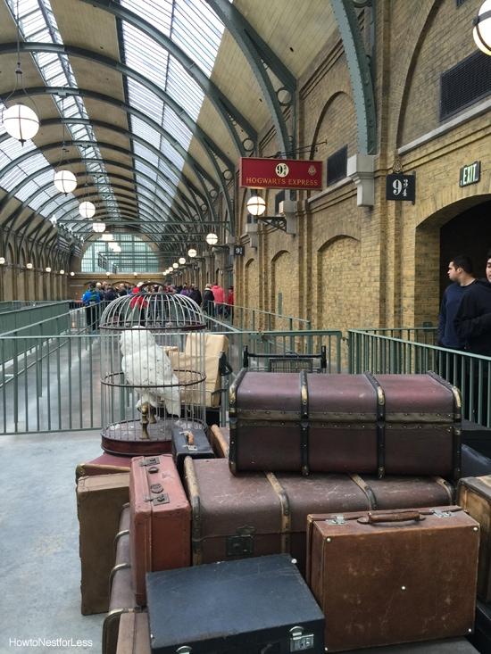 hogwarts express train station