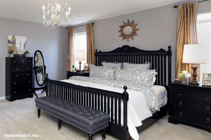 master bedroom makeover blog