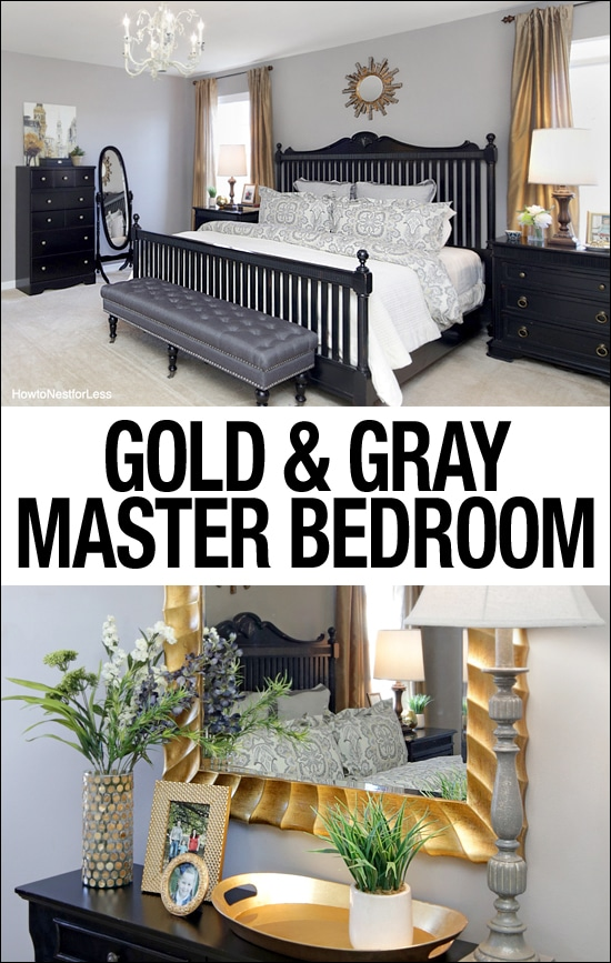 Bedroom makeover blog