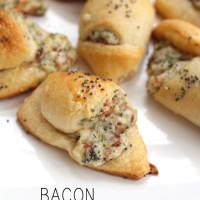 Bacon Cheese Puffs Recipe