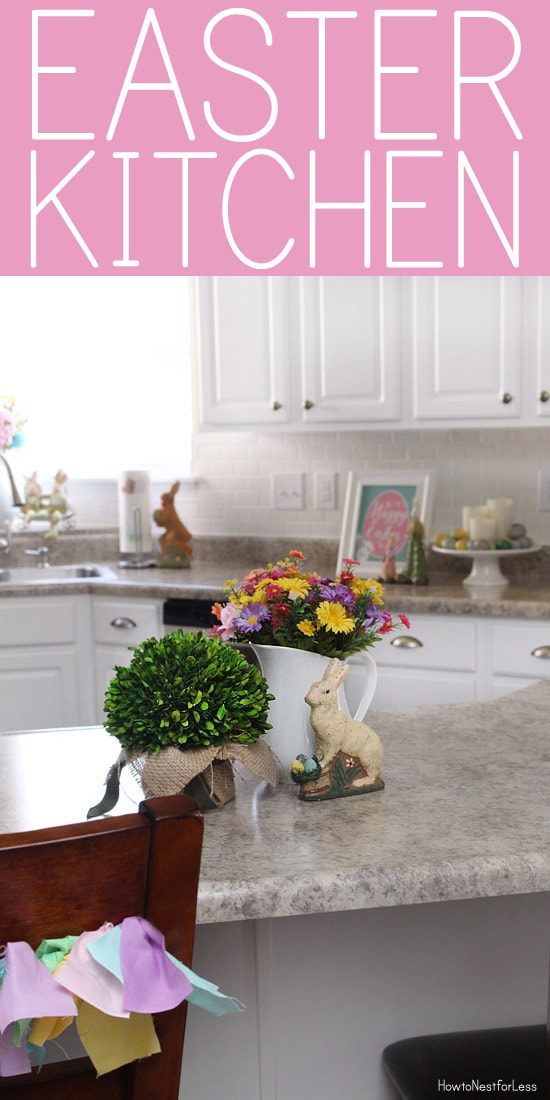 EASTER KITCHEN