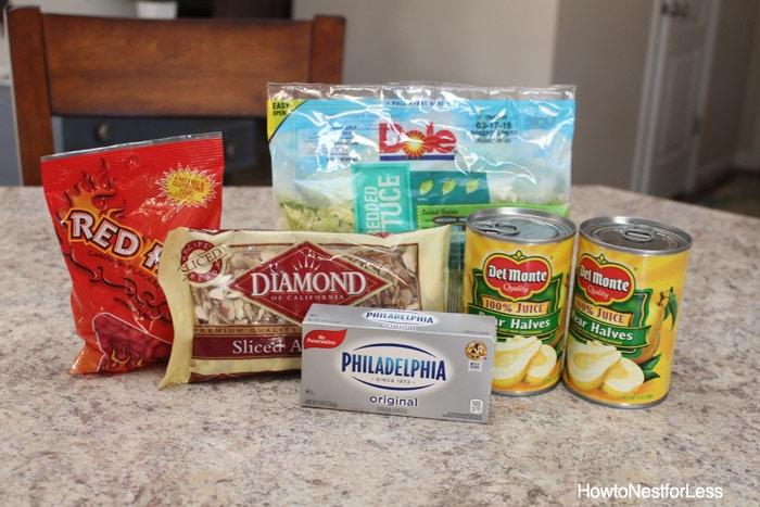 bunny dessert ingredients