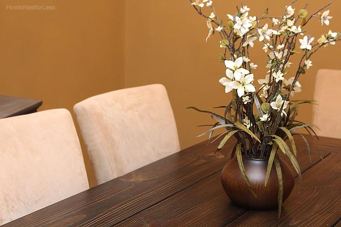 dining room char latte