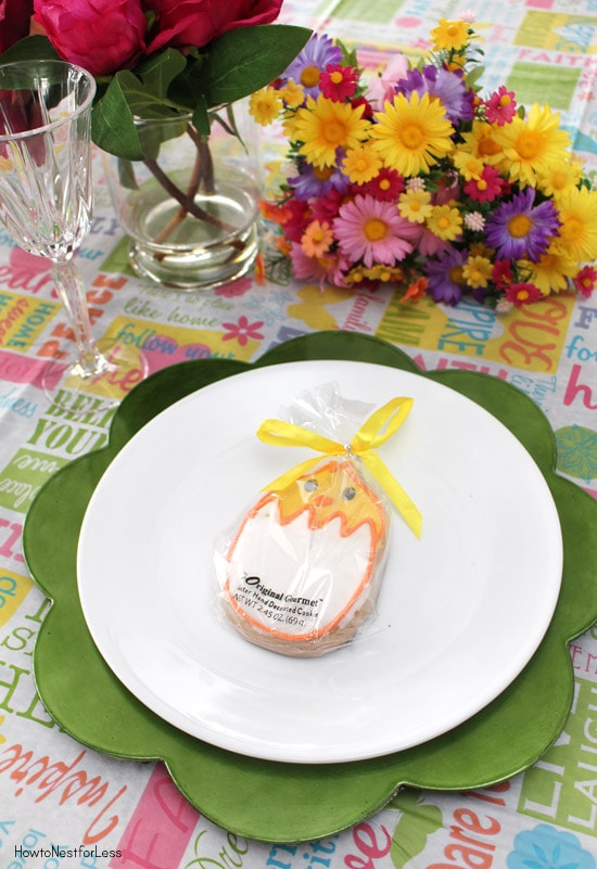 dollar general easter table settings