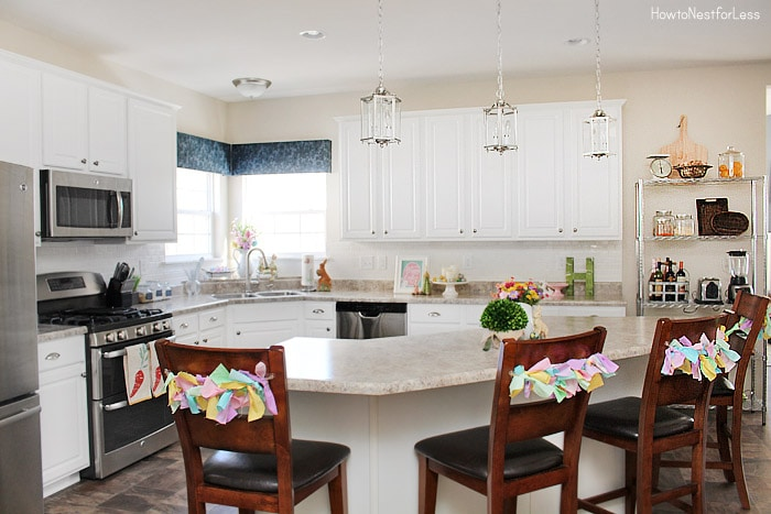 easter kitchen decoration ideas