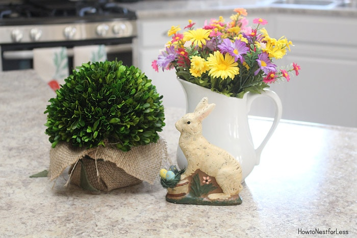 easter kitchen decorations