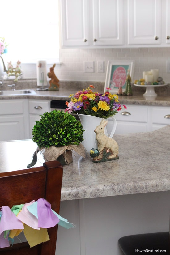 Easter Kitchen Décor - How to Nest for Less™
