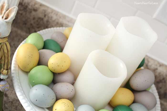 easter spring kitchen decorations
