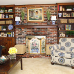 Parents' Family Room Makeover