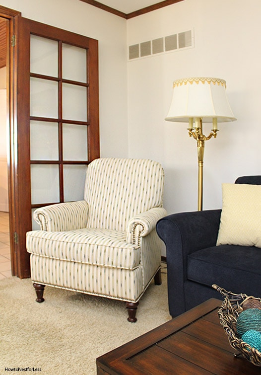 family room parents house