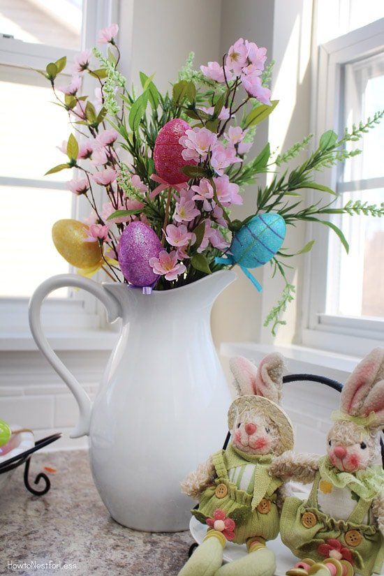 kitchen easter decoration