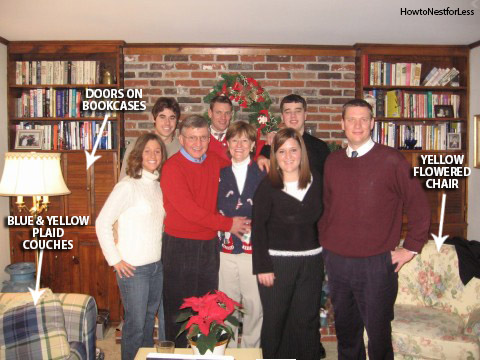 old family room parents