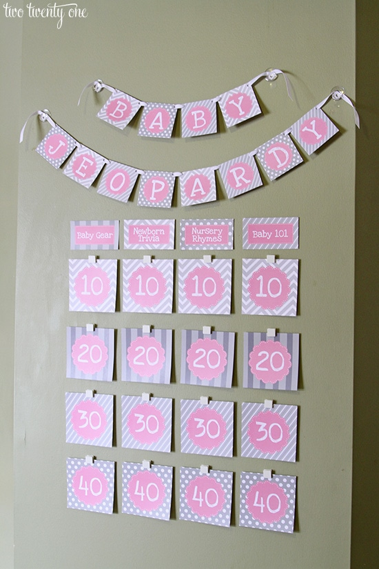 baby girl shower free printables how to nest for less