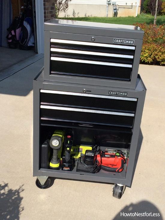 craftsman tool organizer