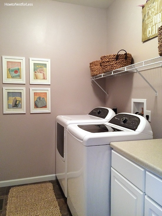 Cheap Laundry Room Countertop