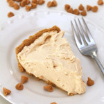 5 Minute Peanut Butter Pie
