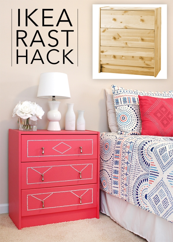 Ikea Rast Dresser Hack How To Nest For Less