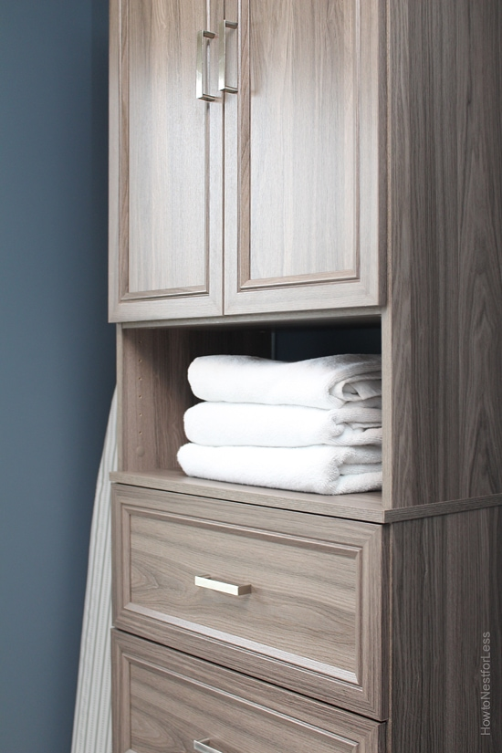 closetmaid natural gray