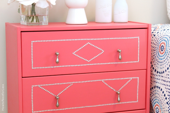 Ikea Rast Dresser Hack How To Nest For Less. Ikea Pink Dresser   Trend Dressers Designs