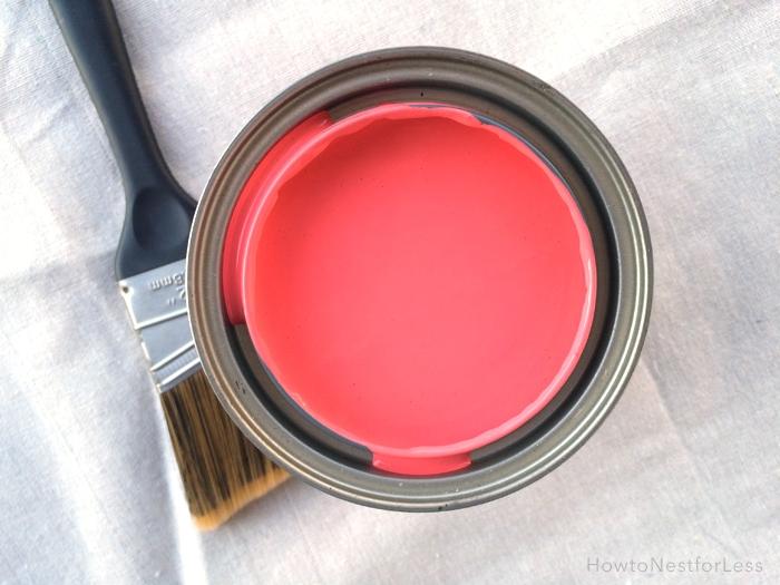 ikea rast dresser paint