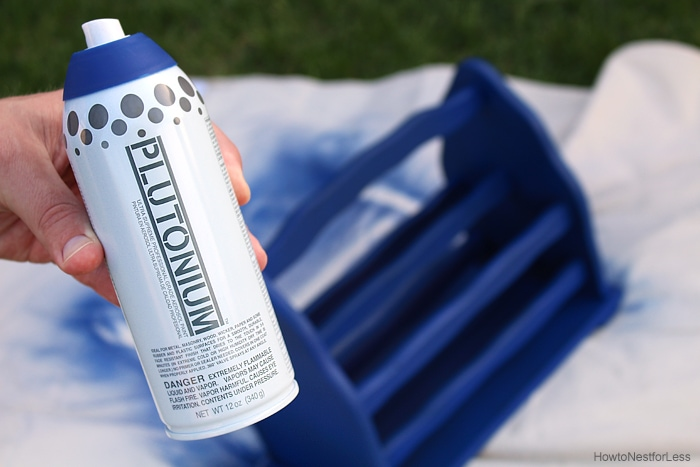 plutonium spray paint motown