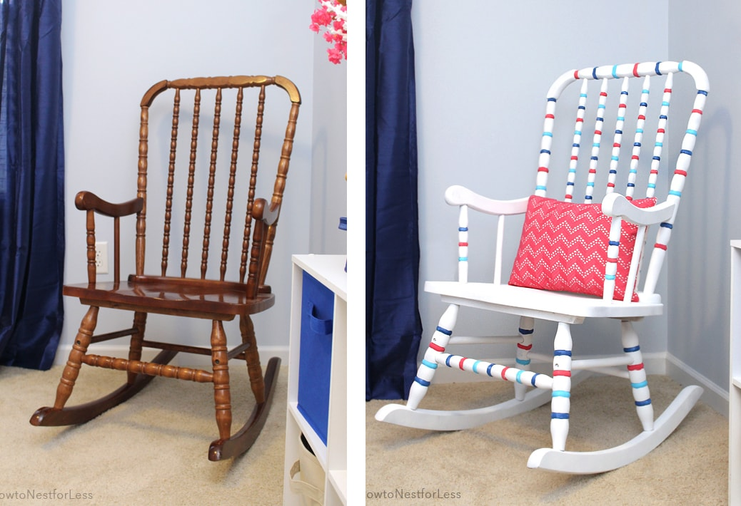 100 diy rocking chair diy rocking chair from clothes pins y