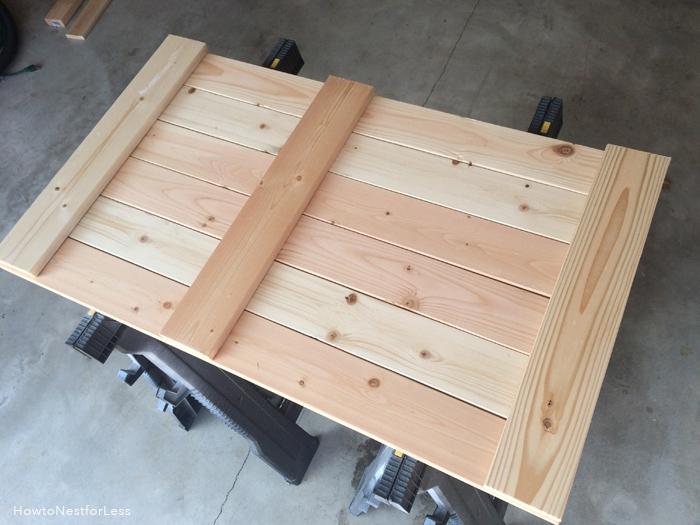 diy wall organizer shelf system