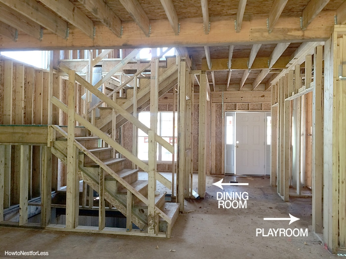 foyer framing